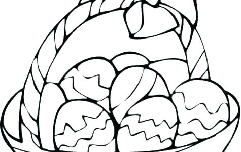 475x300 Pictures Of Easter Eggs To Color