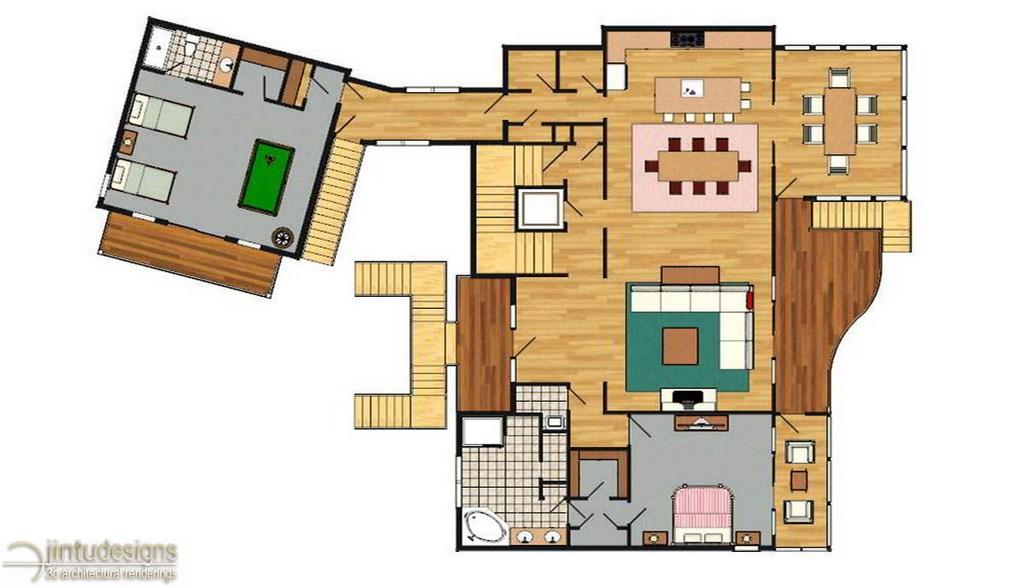 1024x586 color floor plan residential floor plans floor plan renderings