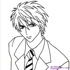 236x236 Awesome Anime Drawings Images Anime Art, Manga Art, Manga Drawing
