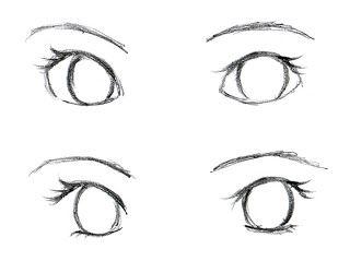 320x239 johnnybro's how to draw manga drawing manga eyes