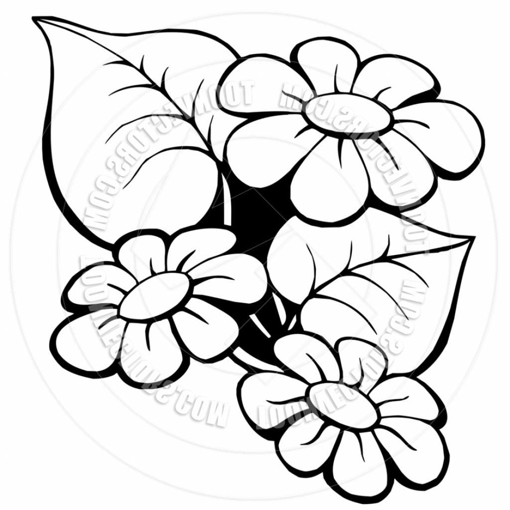1024x1024 Cartoon Drawing Flowers And Draw A Cartoon Flower Easy Cartoon