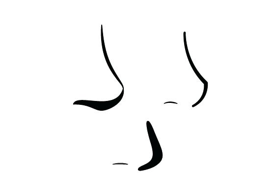560x400 How To Draw Anime People Easy How To Draw Anime And Manga Noses
