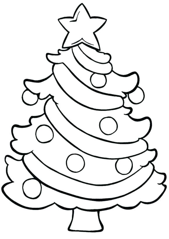 Easy Christmas Drawings For Kids | Free