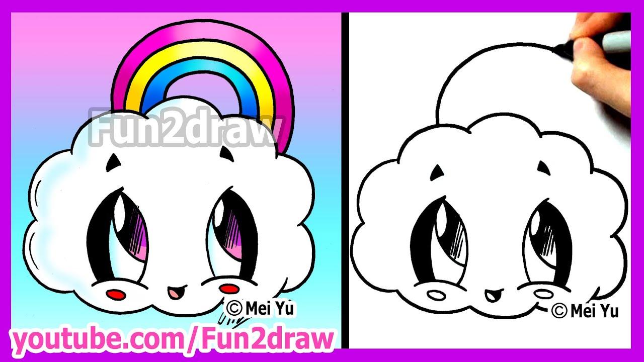 1280x720 How To Draw Cartoons
