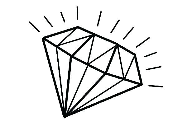 600x450 Diamons For Princess Crown Coloring