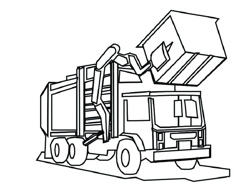 Easy Fire Truck Drawing   Free download on ClipArtMag