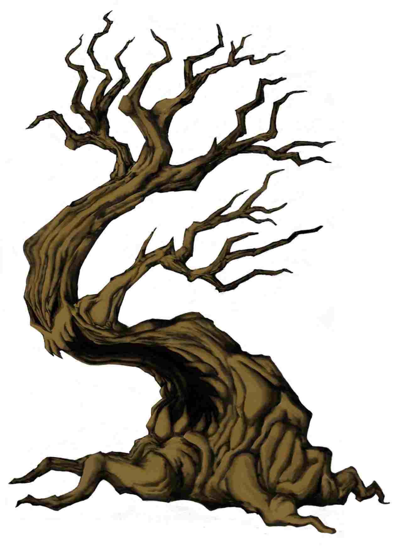 1264x1738 creepy easy creepy forest drawing tree art scary drawing untitled