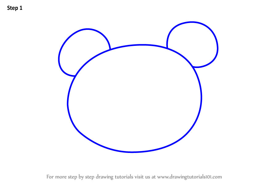844x598 Learn How To Draw A Jaguar Face For Kids