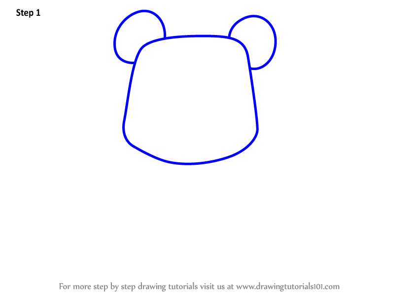 848x602 Learn How To Draw A Jaguar For Kids