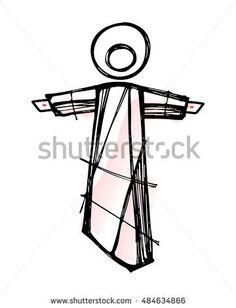 236x308 best drawing of jesus images catholic art, catholic, mosaics