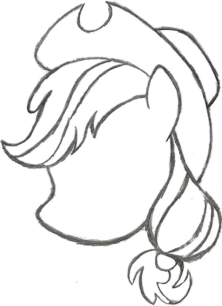 727x1002 my little pony drawings my little pony princess drawing unicorn