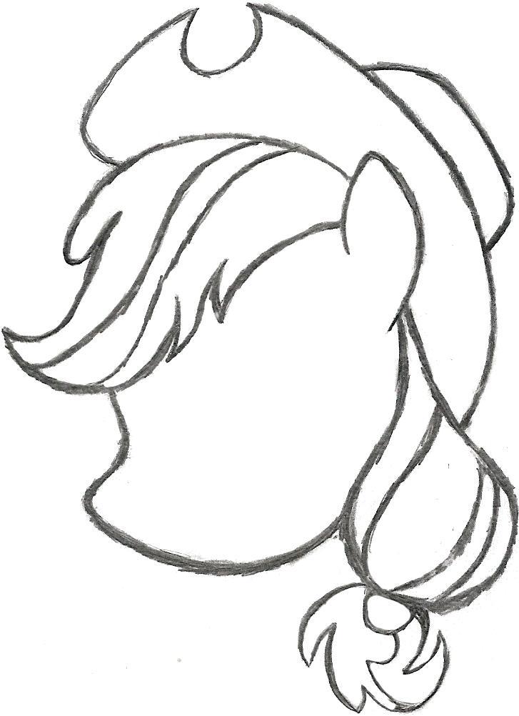727x1002 my little pony drawings my little pony princess drawing unicorn