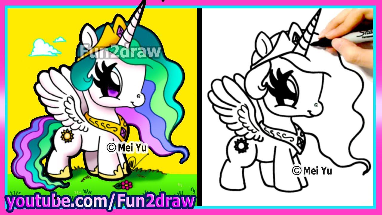 1280x720 Cute My Little Pony