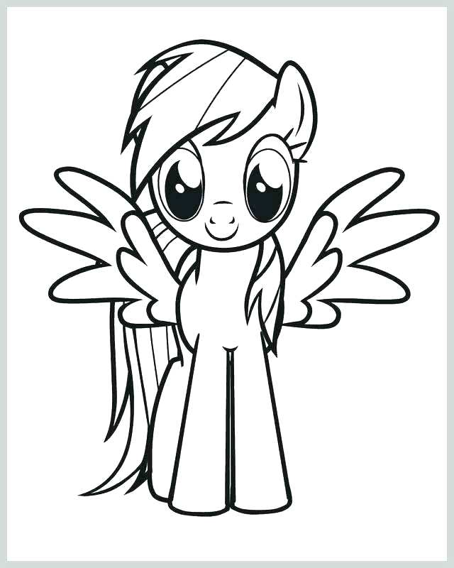 640x800 Free Coloring Pages My Little Pony Free Coloring Pages Pony Free