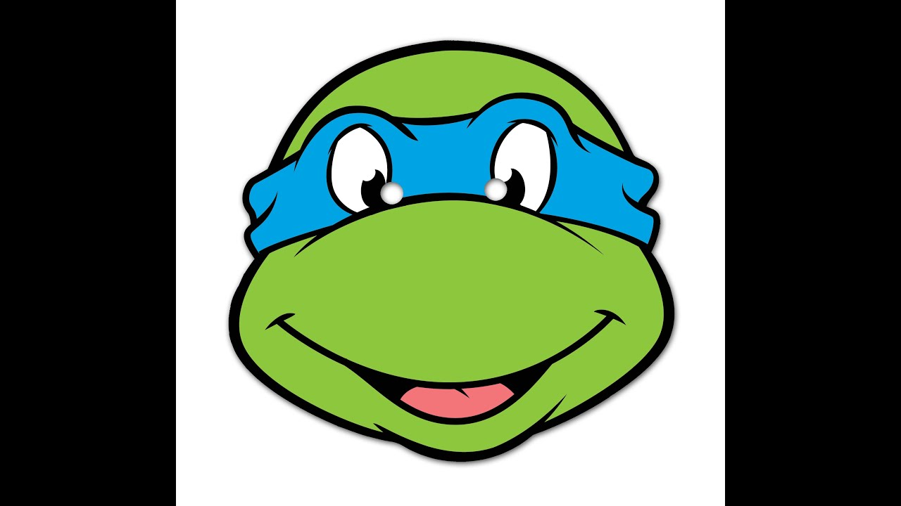 1280x720 How To Draw Ninja Turtle In Minutes! So Easy !