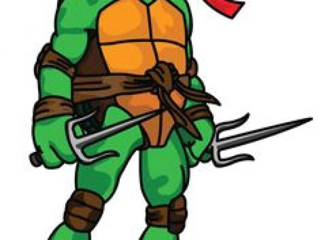 640x480 Easy Drawing Ninja Turtles Best Drawing Images Learn Drawing