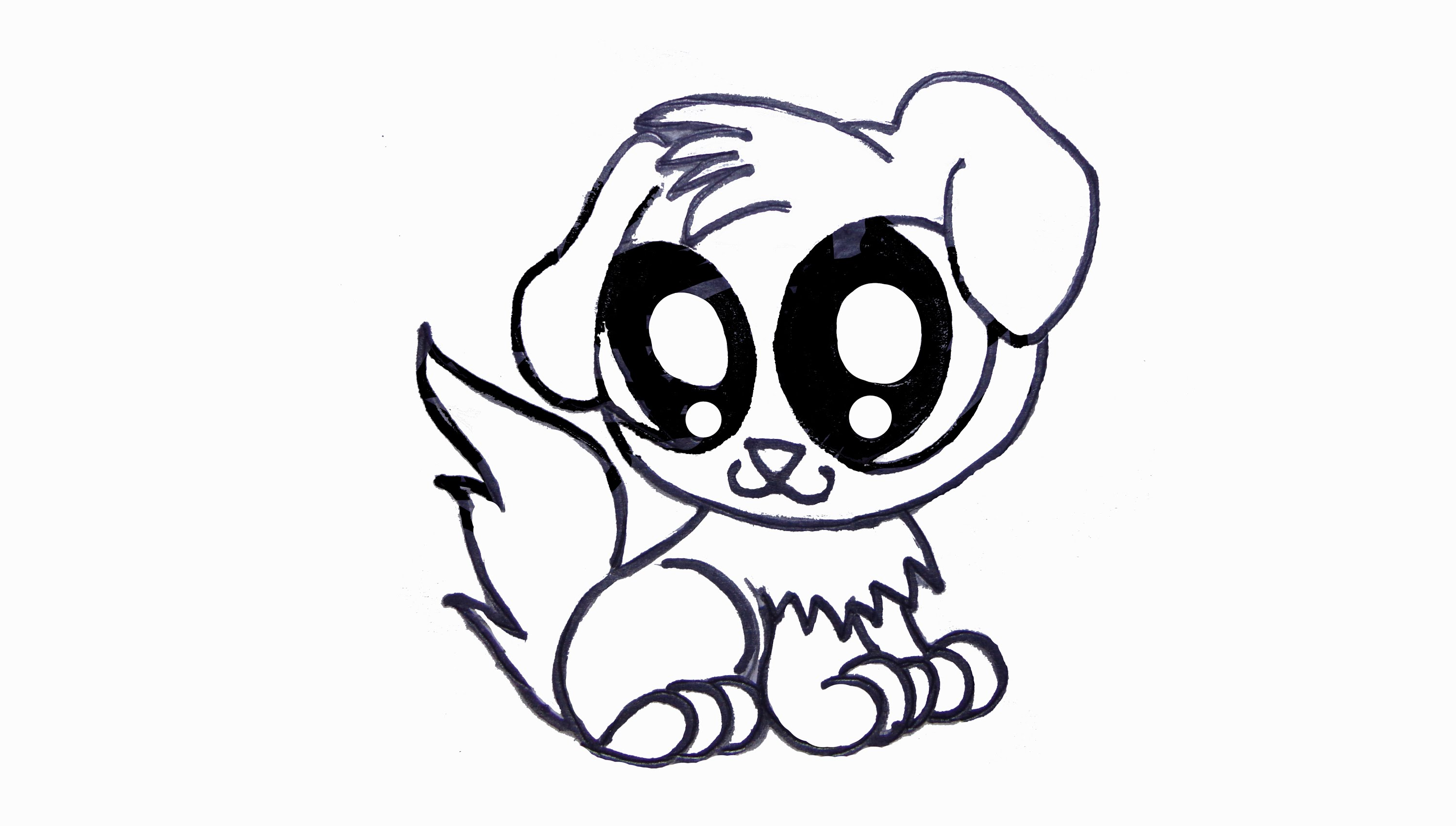 Easy Puppy Face Drawing Free Download Best Easy Puppy Face Drawing