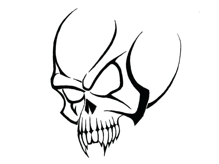 700x525 Easy Skeleton Drawing Skeletons How To Draw A Skeleton Step