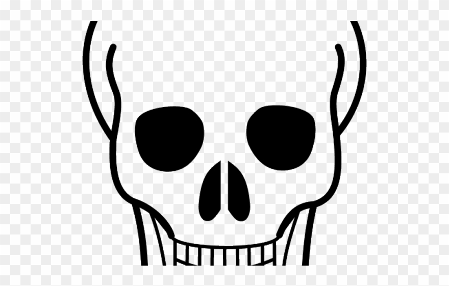 880x561 Day Of The Dead Clipart Skull Shape