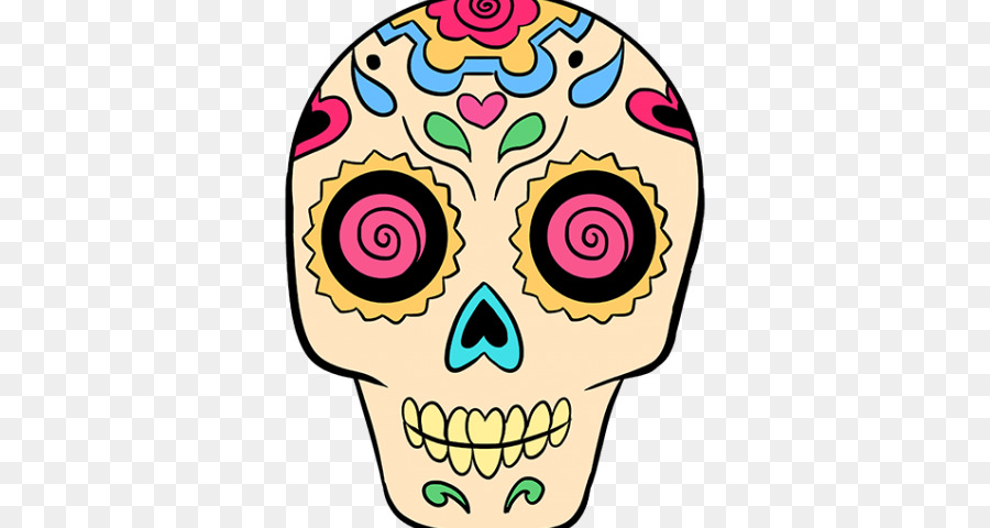 900x480 Drawing, Skull, Pencil, Transparent Png Image Clipart Free Download