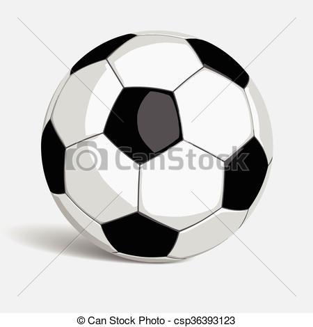 450x470 Football Soccer Ball Vector Format Football Or Soccer Ball