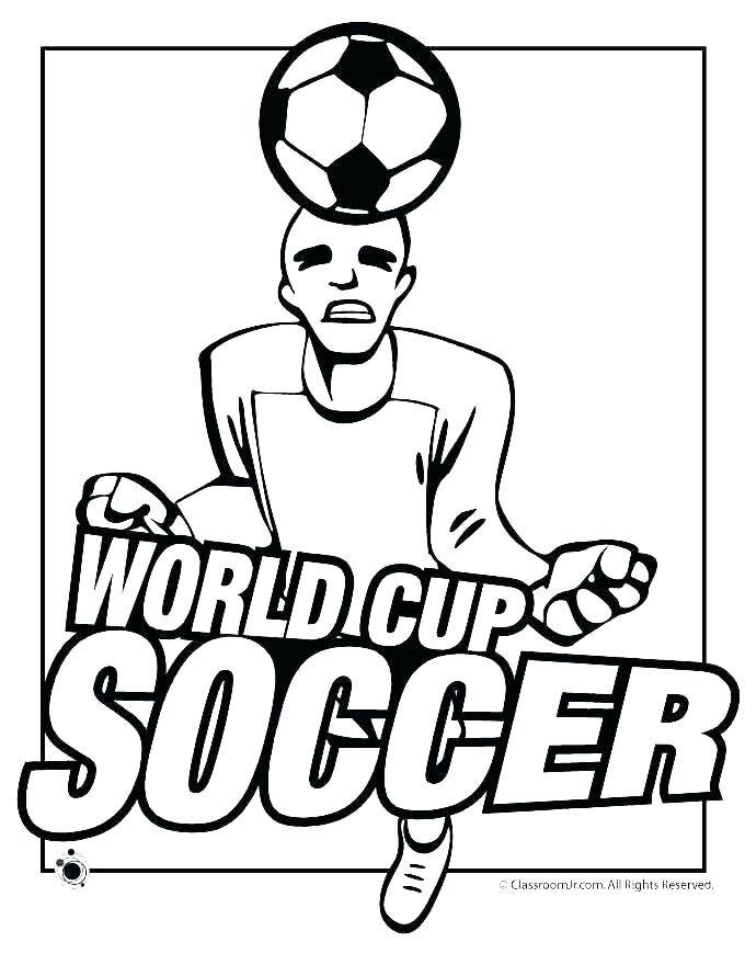 680x880 Soccer Coloring Sheet Soccer Coloring Sheet Color Pages For Girls