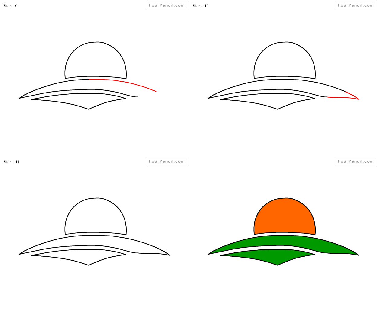 Easy Sunset Drawing Free Download Best Easy Sunset Drawing