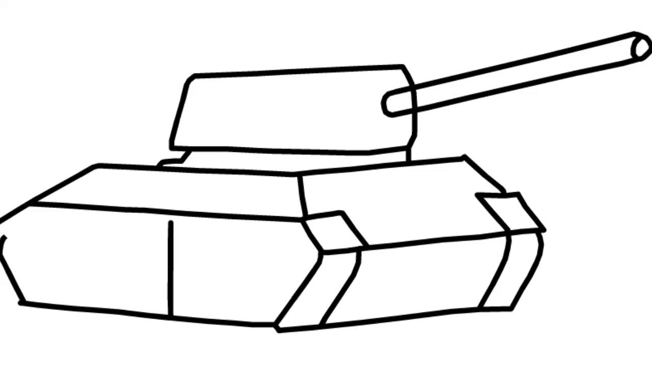 1280x720 how to draw a new zealand army tank army tank easy drawing