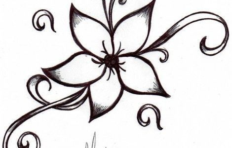 Easy Tattoos Drawing