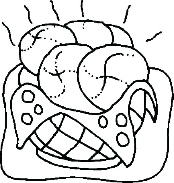 600x632 eating coloring pages healthy eating coloring pages for preschool