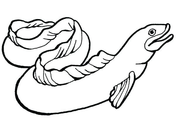 Alphabet Letter E Eel Theme Preschool Lesson Plan Printable ... | 450x600