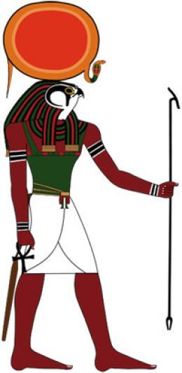 260x534 egyptian god ra the sun god egyptian gods ancient egypt art