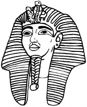 300x367 ancient egypt ancient egypt coloring book egyptian drawings