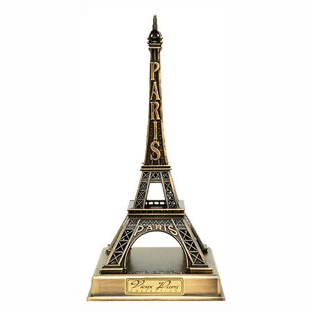 450x450 bronze metal paris eiffel tower replica with base i paris