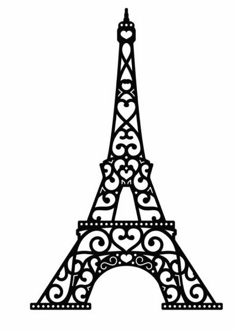 483x675 mdf paris tower, paris clipart, paris
