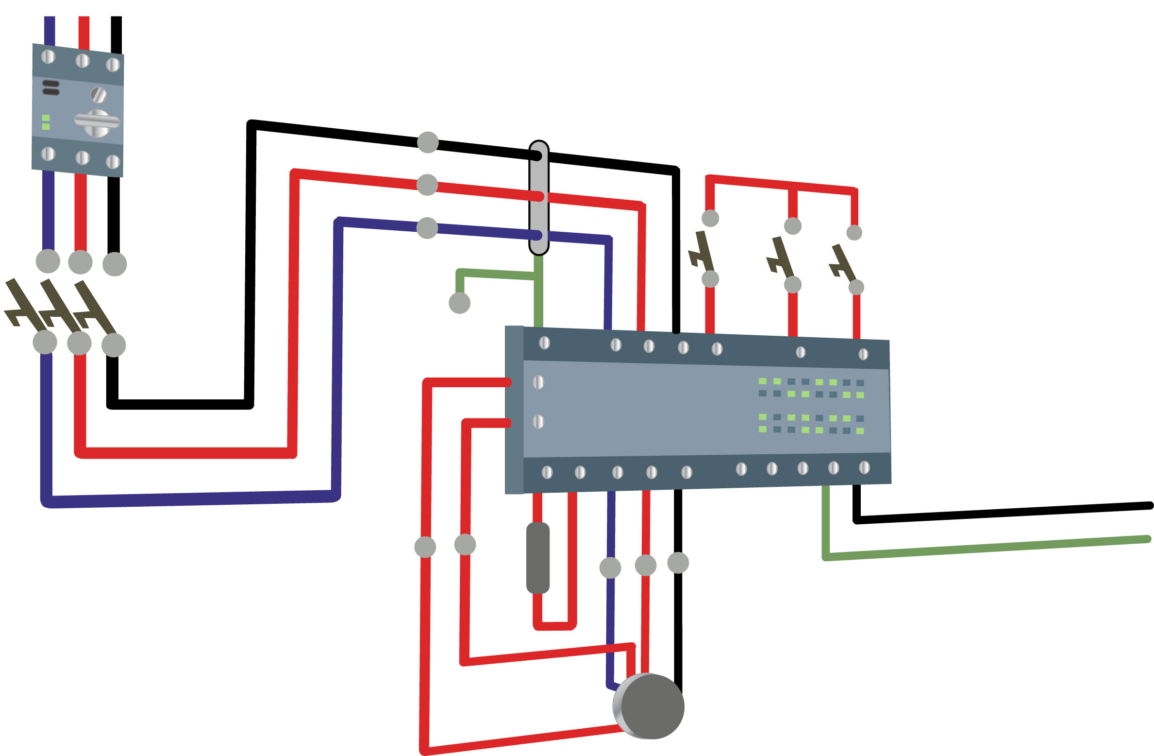 Electric Circuit Diagram For Kids On Electrical Schematic Circuit