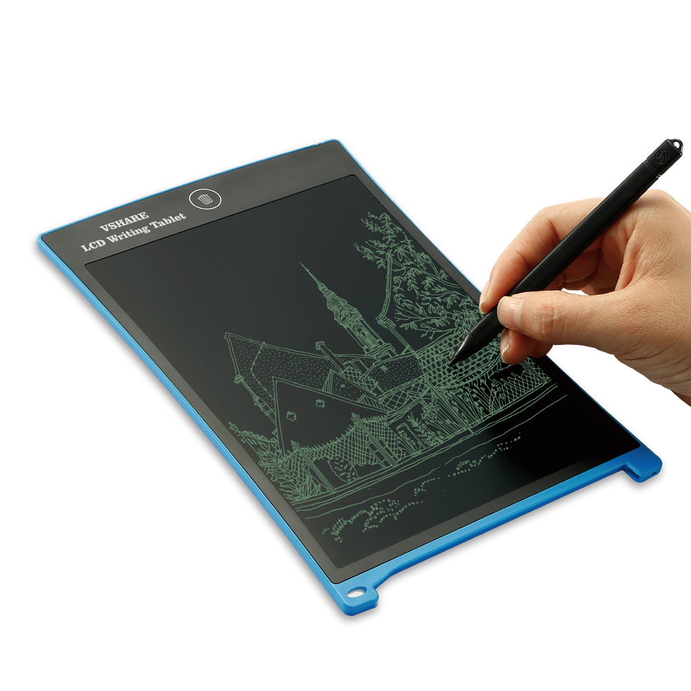 1000x1000 Electronic Lcd Writing Drawing Board Tablet Pad Notepad Graphics