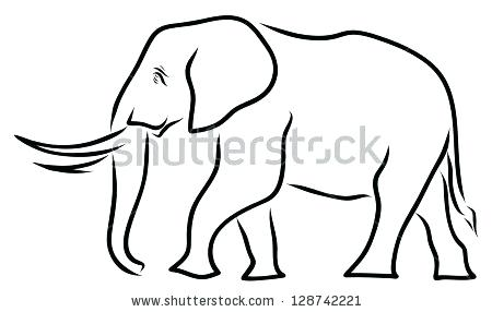 450x286 Drawing Of An Elephant Drawing Elephant Video