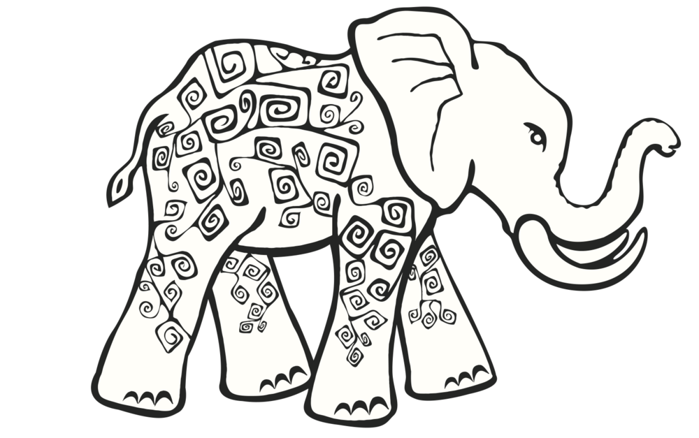 1000x627 Collection Of Free Define Drawing Elephant Download On Ui Ex