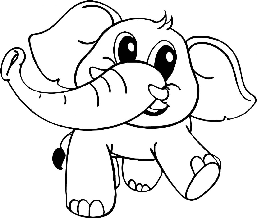 1084x920 Elephant Drawings Easy Cartoon For Kids Drawing Tumblr A Step