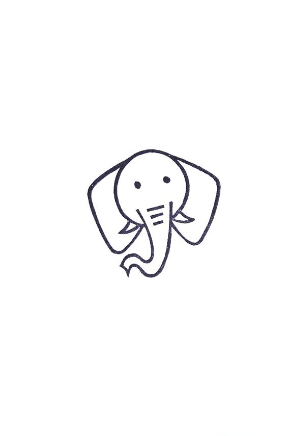 570x855 Elephant Head Drawing Elephant Head Drawing Images Stock Pictures