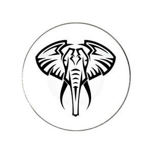 300x300 Tribal Elephant Magnetic Golf Ball Marker Ebay