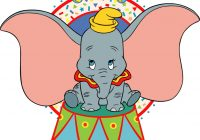 200x140 Dumbo Cartoon Desktop Wallpaper Clip Art Drawing Baby Elephant Png