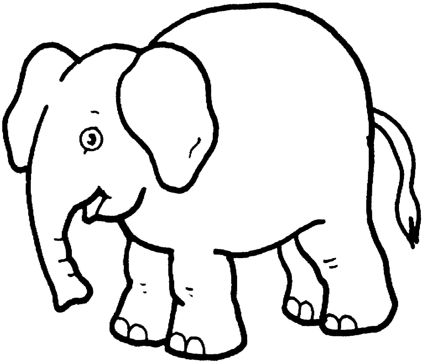 1376x1183 Elephant Black And White Clipart Wallpapers Warrior