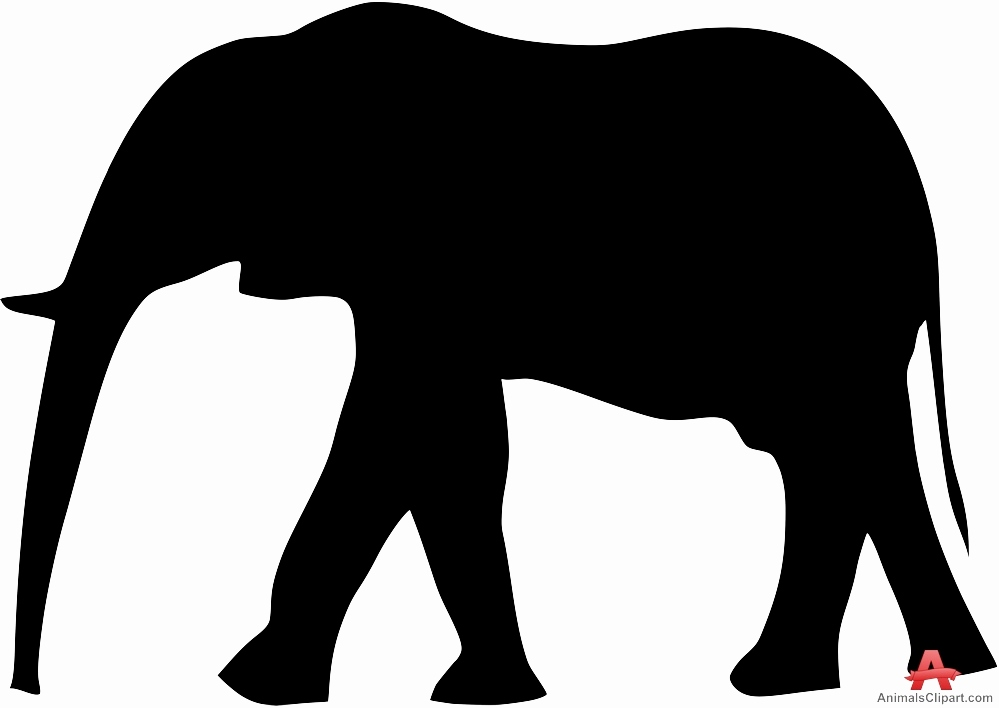 999x708 Elephant With Trunk Up Silhouette Luxury Best Elephants Images