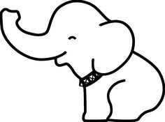 236x175 Child Clipart Black And White Elephant Clipart Inspirational