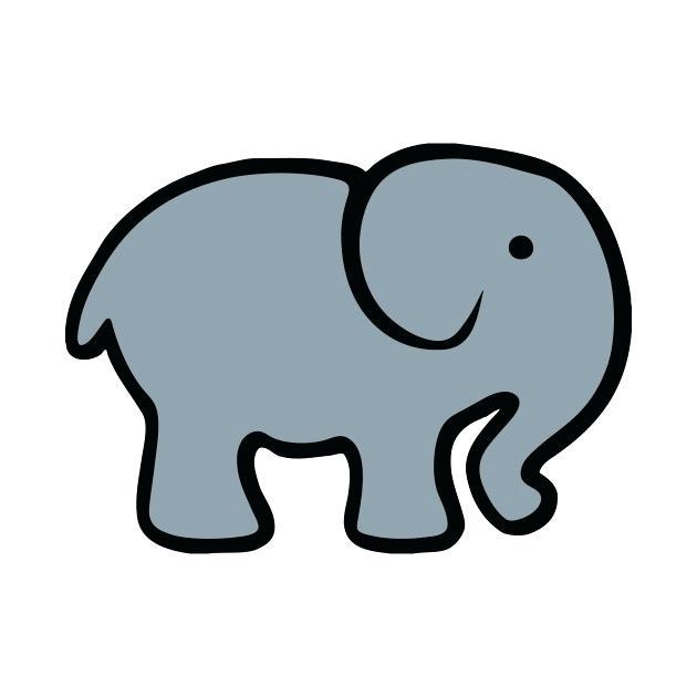 630x630 Drawing Elephant Draw Elephant Draw Elephant Step
