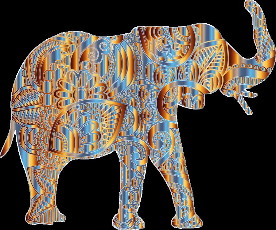 899x750 Hd Indian Elephant African Bush Elephant Drawing White