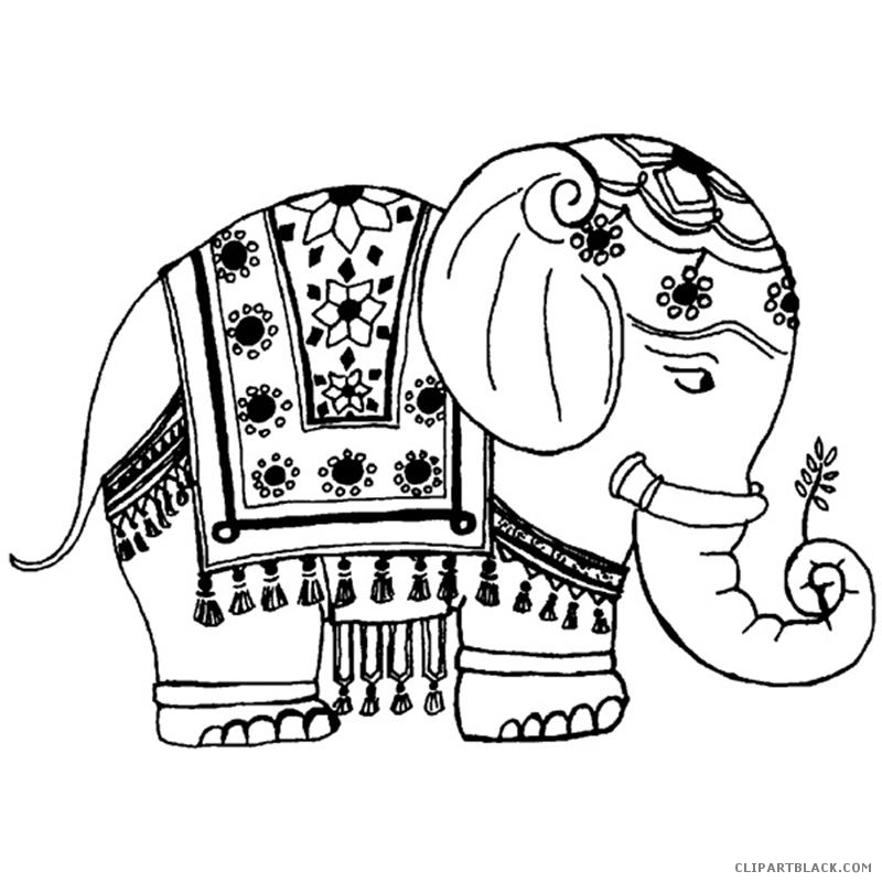 800x800 Homely Ideas Indian Elephant Clip Art Clipart
