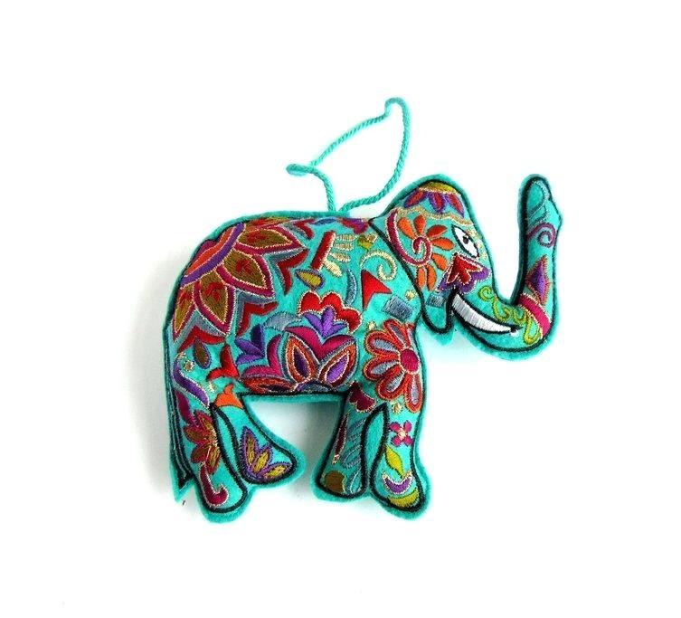 753x683 Indian Elephant Party Decorations Decorative Fine Art